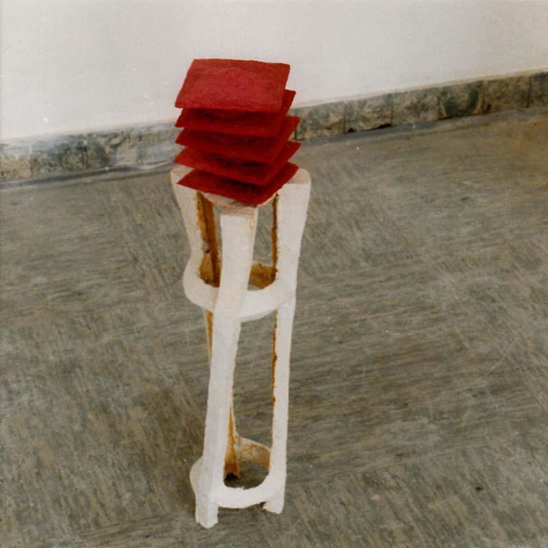skulptur friederike graben 1994