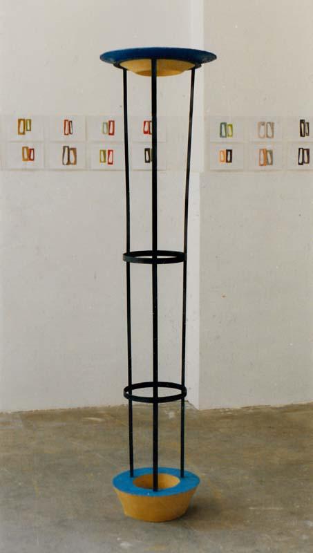 skulptur friederike graben 1995